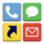 【Android】アプリ「ワンタッチで電話/メール/SMS – 短縮ダイヤル」をリリース